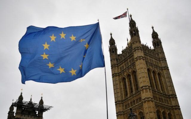 """Merkel ve """"posible"""" una """"salida ordenada"""" del Reino Unido de la Unión Europea - Foto de EFE"""