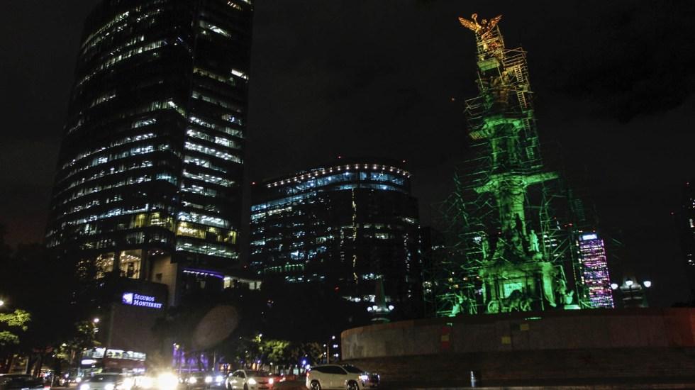 Costos y tiempo de reparación del Ángel serán menores a lo estimado - Reparaciones Ángel de la Independencia Ciudad de México
