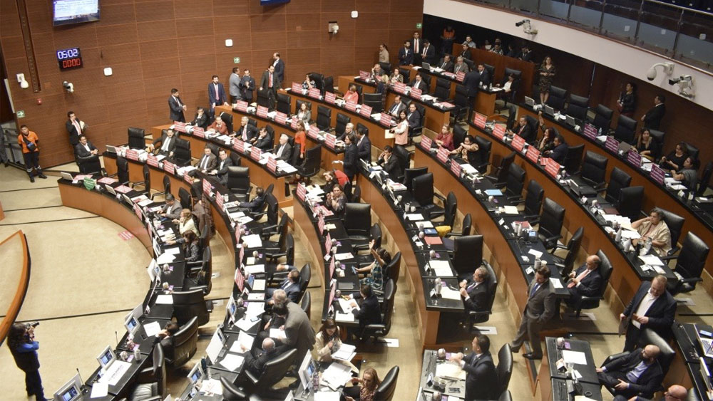 Senado aprueba Ley de Ingresos; la regresa con cambios a la Cámara de Diputados - senado ley de ingresos