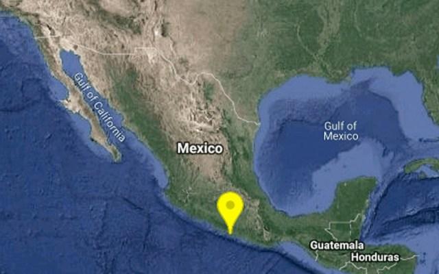 Sismo de magnitud 5.0 sacude Guerrero; no hay víctimas ni afectaciones - Sismo guerrero