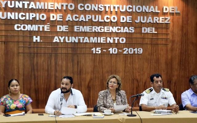 Renuncia secretario de Seguridad Pública de Acapulco - ssp acapulco