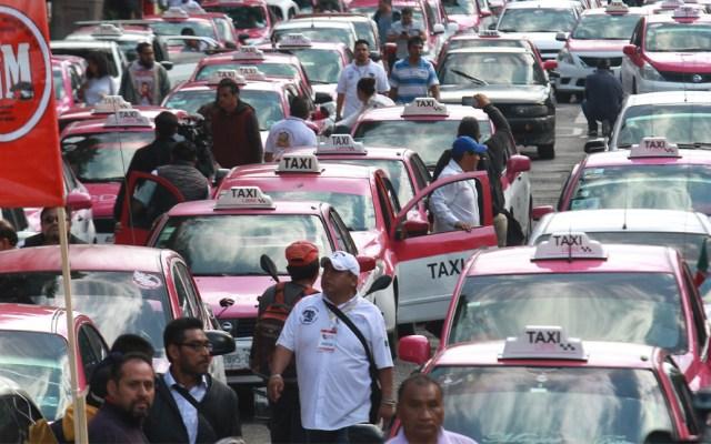 Aplicación para taxis de la CDMX abrirá opciones de tarifa: Sheinbaum - Taxis CDMX