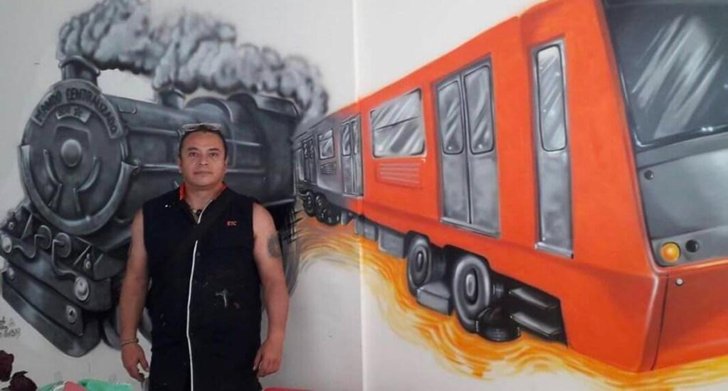 Hallan cadáver en La Marquesa de trabajador del Metro desaparecido - Jorge Alfredo Romero Sánchez