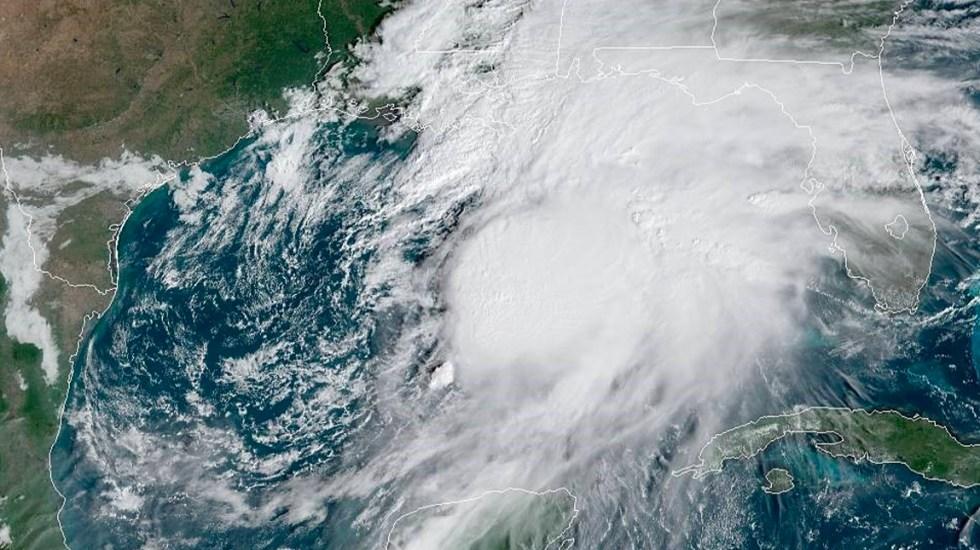 Néstor se convierte en ciclón postropical frente a la costa de Florida - Tormenta tropical Néstor