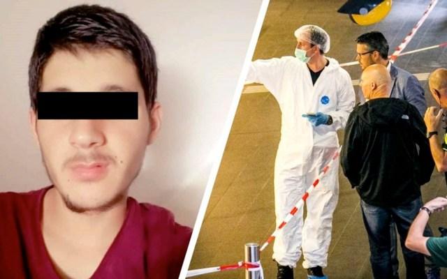 Condenan a 26 años de cárcel a hombre por acuchillar a turistas en Ámsterdam - Condenan a 26 años de cárcel a hombre por acuchillar a turistas en Ámsterdam