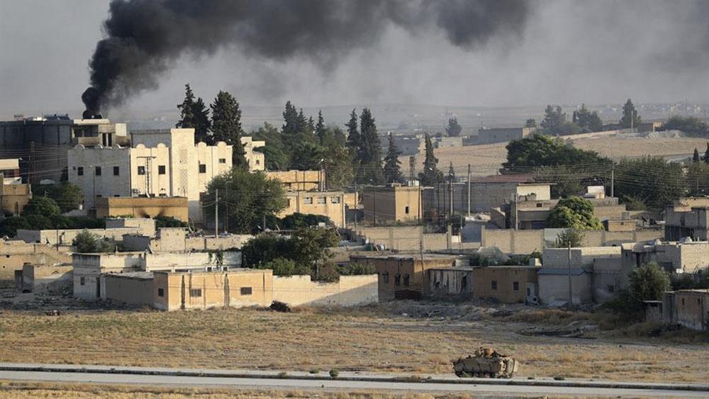 Turquía mantendrá ofensiva en Siria - Foto de Archivo EFE