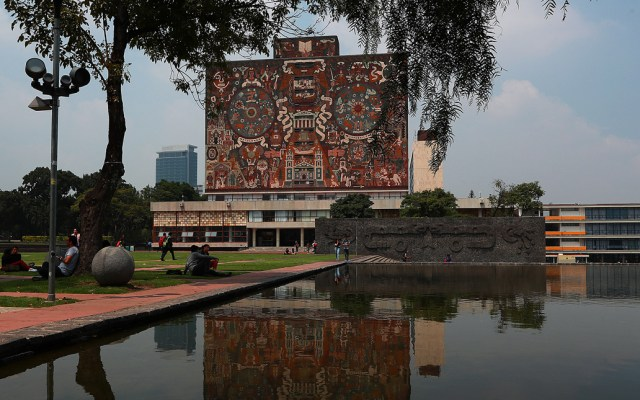 Mario Delgado propone nuevo modelo de austeridad para universidades - UNAM