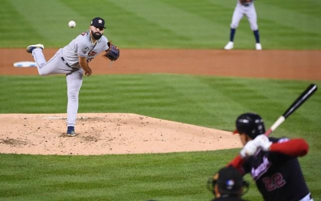 Suspenden a directivos de los Astros por impulsar el robo de señas - Astros Serie Mundial 2019