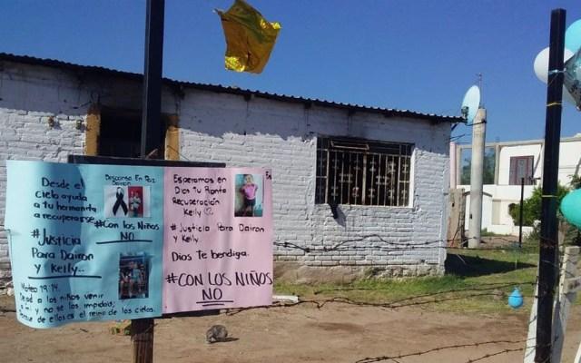 Matan a 'El caballo', quien supuestamente incendió casa con niños dentro - Vecinos pidieron justicia para los niños que yacían en su casa cuando esta fue incendiada. Foto de Tribuna