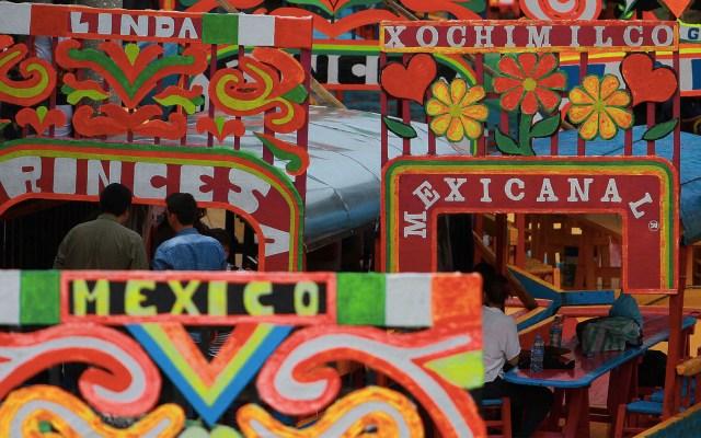 Publican reglas para abordar trajineras en Xochimilco - Xochimilco trajineras embarcadero