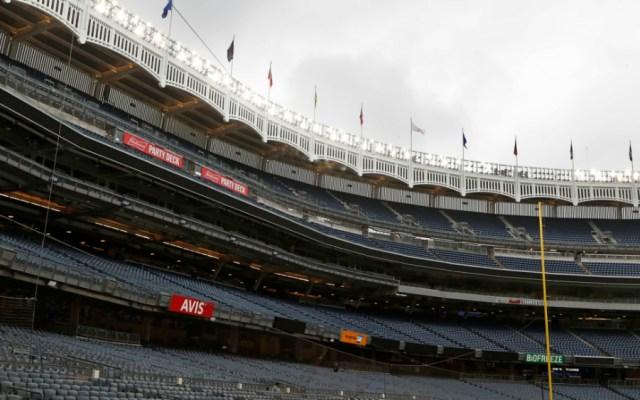 Posponen juego cuatro de la serie entre Yankees y Astros - Foto de MLB