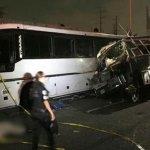 Aumenta a 13 cifra de muertos por accidente de autobuses en la México-Pachuca