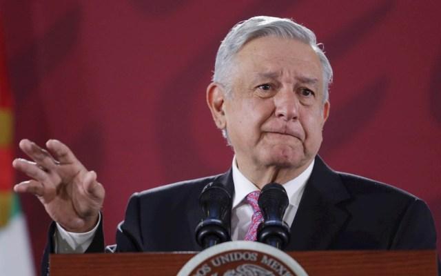 Monreal advierte que hay microconspiraciones contra López Obrador - Ricardo Monreal AMLO Andrés Manuel López Obrador conferencia 04102019 2