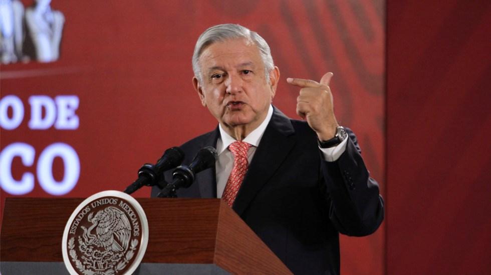 """""""Sostengo que crecimiento económico no es la panacea"""", declara López Obrador - López Obrador"""