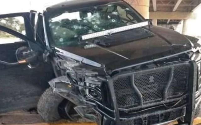 Ataque contra militares en Nuevo Laredo deja siete muertos - Foto de @Soy_Militar