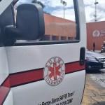 Movilización policiaca en estacionamiento del Tec de Monterrey campus Santa Fe; hay un herido