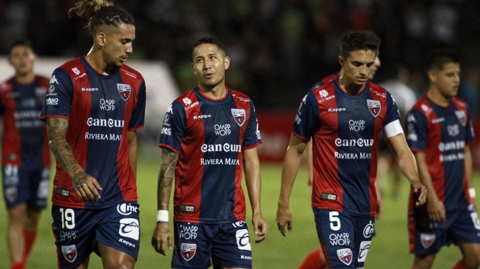 Definidas las semifinales del Ascenso MX en el Apertura 2019 - Atlante es unos e los semifinalistas.