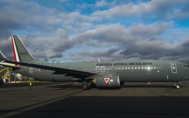 Avión militar mexicano va en camino a Bolivia para recoger a Evo Morales - Avión Evo Morales Fuerza Aérea México