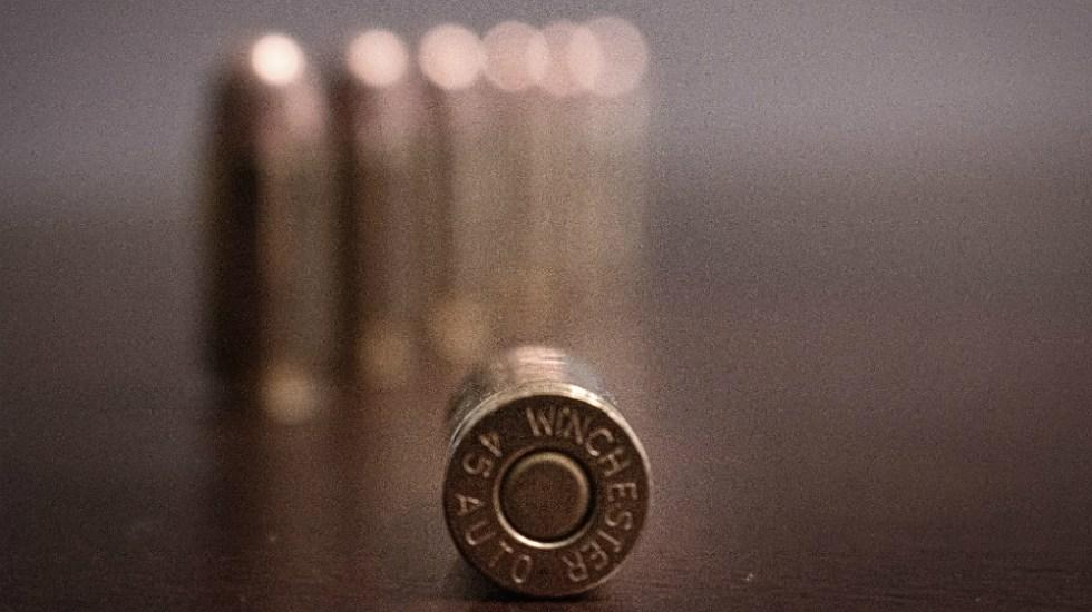 Tiroteo durante funeral en Louisiana deja 13 heridos - balas
