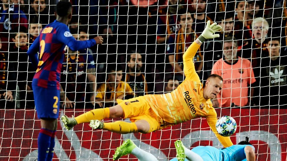Slavia de Praga saca un punto al Barcelona en Champions - Foto de EFE