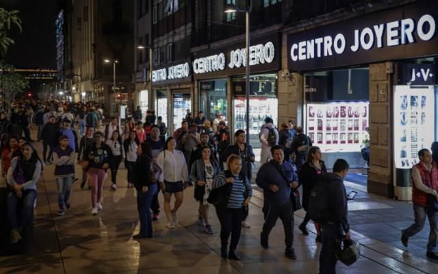 García Harfuch señala que Ciudad de México está segura en el Buen Fin - Foto de Notimex