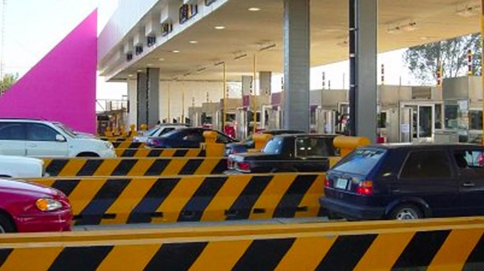 Aumentan 3 por ciento tarifas en autopistas de Capufe - Operativo en autopistas que opera Capufe