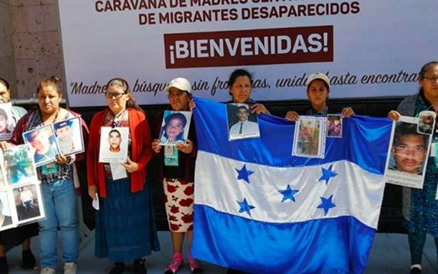 Caravana de Madres de Migrantes Desaparecidos llega a Hidalgo - Caravana madres de migrantes desaparecidos. Foto de Diario de los Tuxtlas