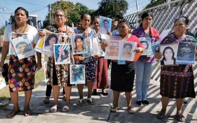 Madres de migrantes desaparecidos visitan cárceles en Chiapas - Madres de migrantes desaparecidos visitan cárceles en Chiapas