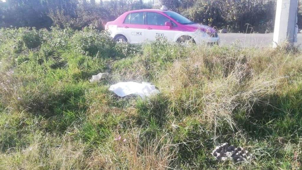 Hallan cadáver de menor de tres años en Chalco. Noticias en tiempo real