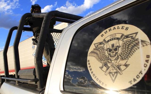 Alertaron a pobladores de enfrentamientos entre Chihuahua y Sonora - Chihuahua inseguridad policías Sonora