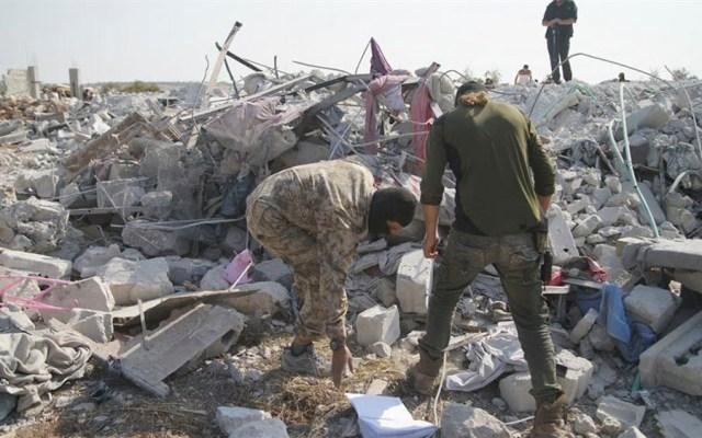 Explosión de coche bomba deja al menos nueve muertos en Siria - Explosión de un coche bomba en Siria mata al menos a nueve personas