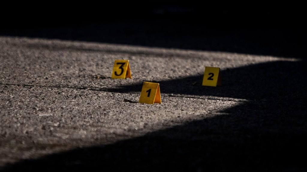 Homicidios y feminicidios registran ligera baja; delitos están 'en la línea de contención': Durazo - Contabilización de disparos. Foto de Notimex