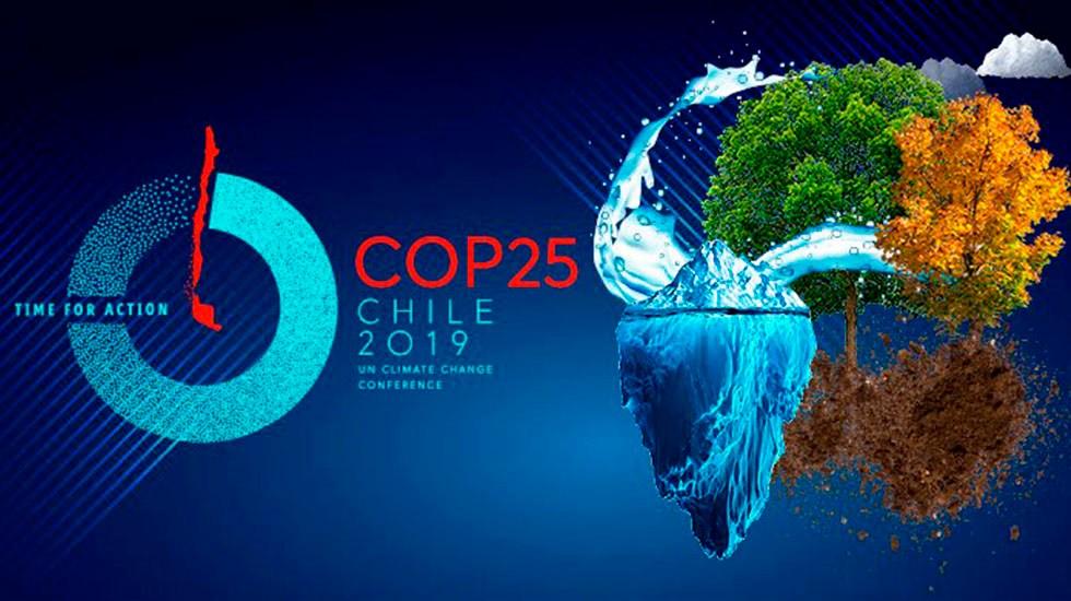 Claves para entender la COP, la cumbre del clima de Naciones Unidas - COP25. Foto de @COP25CL