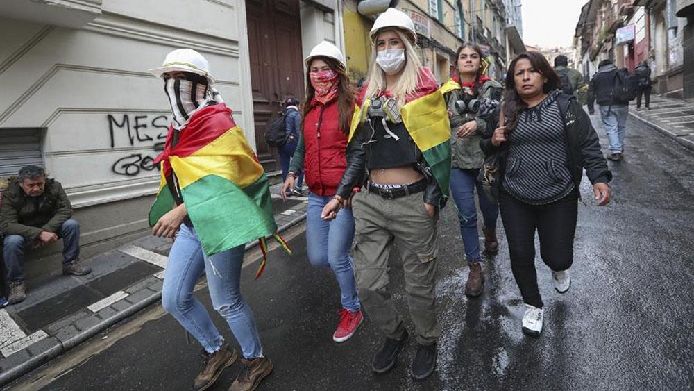 CIDH expresa preocupación por crisis política en Bolivia - crisis bolivia