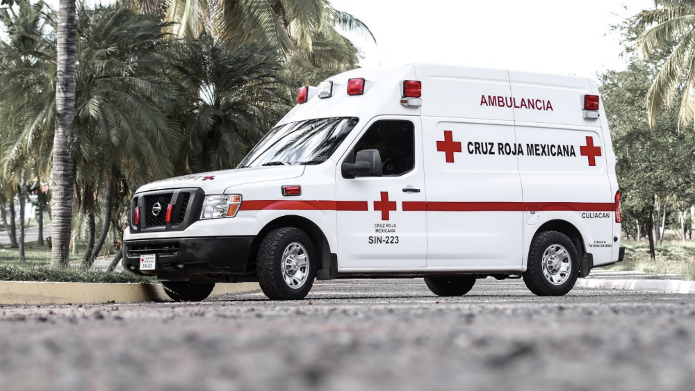 Aumentan accidentes de ambulancias en México - Foto de @CruzRoja_MX