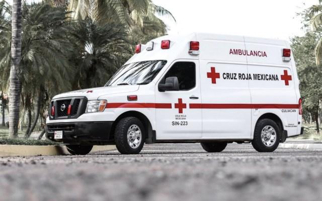 Aumentan accidentes de ambulancias en México - Foto de @CruzRoja_MX