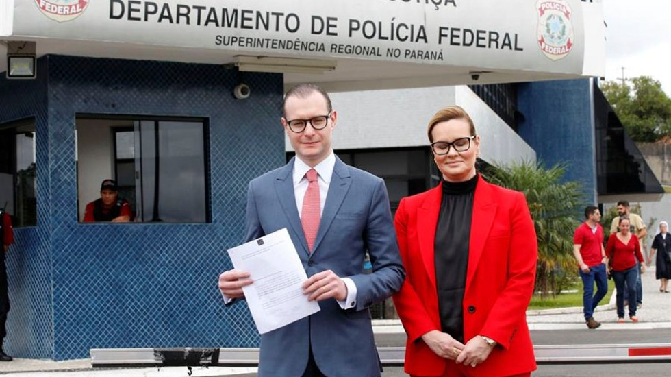 Defensa de Lula presenta petición para su liberación - abogados del expresidente Luiz Inácio Lula da Silva