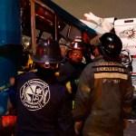 Sube a 11 cifra de muertos por choque de camiones en la México-Pachuca