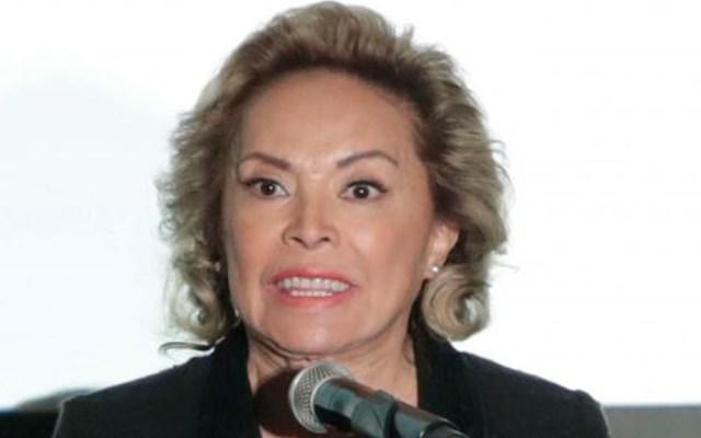 UIF rechaza que hayan sido desbloqueadas cuentas bancarias de Elba Esther Gordillo - Elba Esther Gordillo. Foto de El Universal