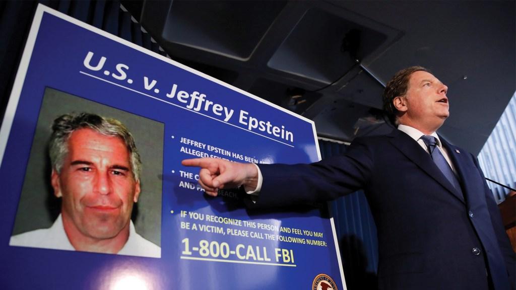 Acusan a guardias de falsificar registros de caso Epstein - Foto de EFE