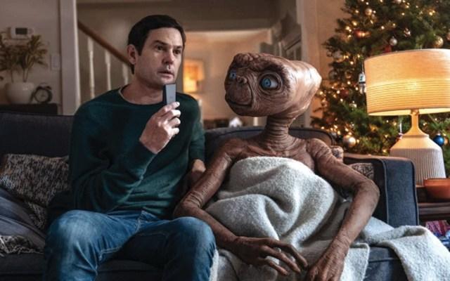 #Video E.T. se reencuentra con Elliot en anuncio navideño - Foto de Xfinity