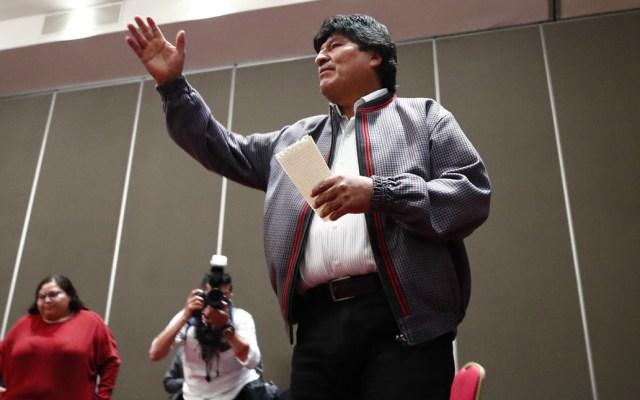 Partido de Evo Morales lo deja fuera de las próximas elecciones en Bolivia - Evo Morales
