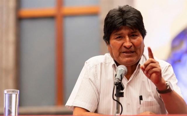 Diputados de Morena organizan colecta para gastos de Evo Morales - evo morales colecta mexico