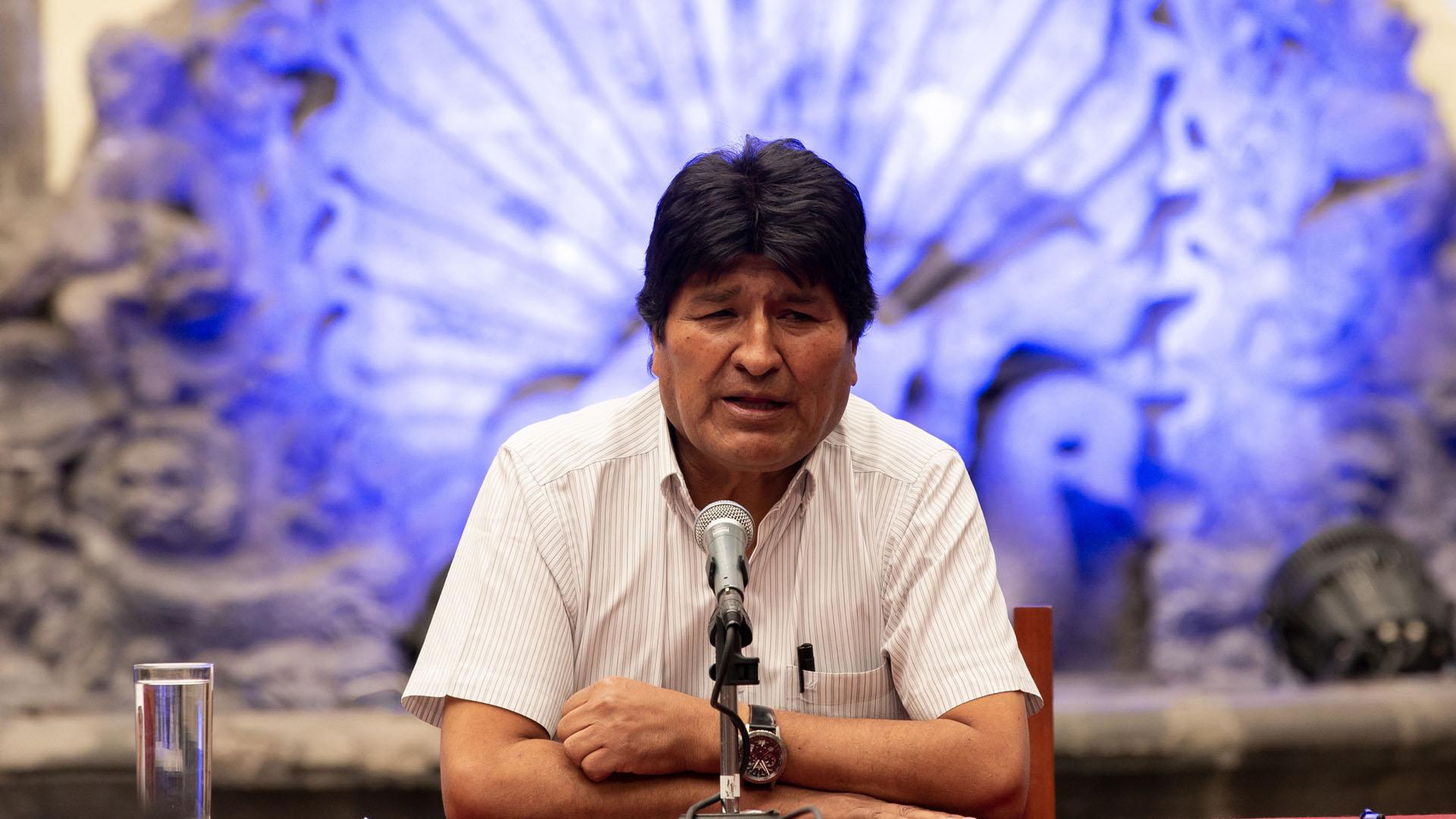 Evo Morales agradece reconocimiento de Bernie Sanders - Mundo