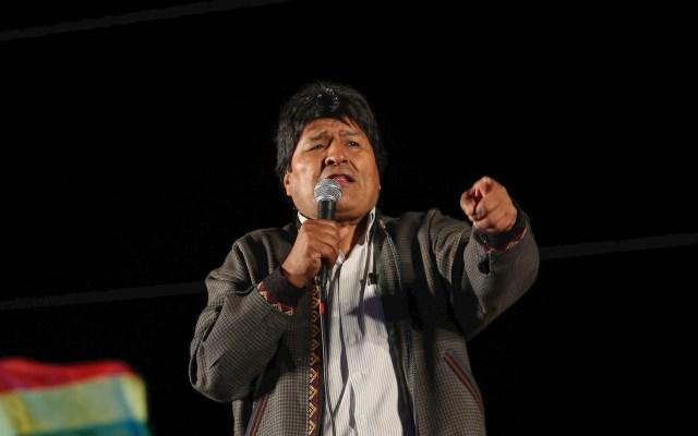 Fuerzas Armadas y Policía de Bolivia piden a Evo Morales que renuncie - Evo Morales, presidente de Bolivia. Foto de Archivo EFE.