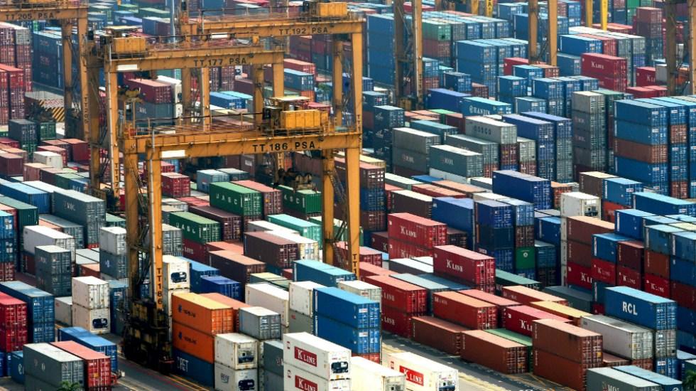 Oferta y demanda global de bienes y servicios disminuyó 19.8 % trimestral; suma seis trimestres a la baja - Foto de EFE
