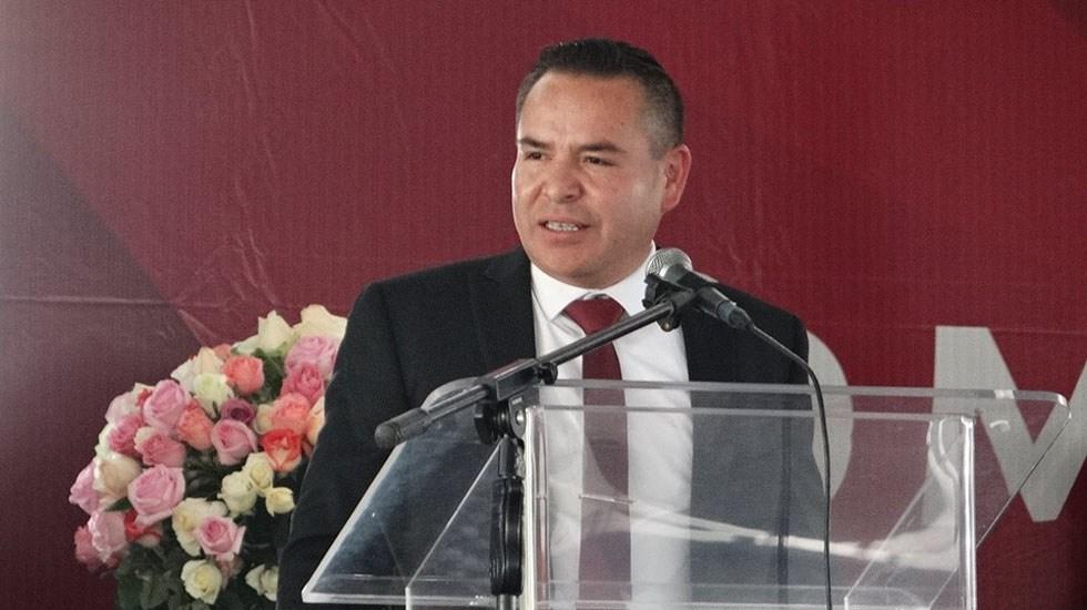 Detienen al presunto autor material del asesinato de alcalde de Valle de Chalco - Francisco Tenorio Contreras. Foto de @FranciscoTenorio2018