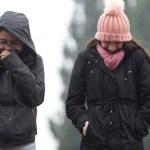 Prevén temperaturas bajo cero en cuatro estados