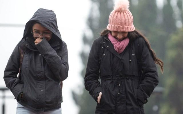 Advierten fuertes vientos y lluvias torrenciales en México por Frente Frío 4 - Frente frío México clima Coahuila 2