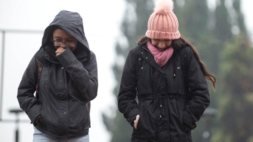 Prevalecerá el ambiente frío en el norte de México - Frente frío México clima Coahuila 2
